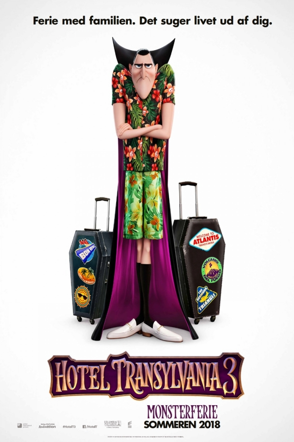 Hotel Transylvania 3: Monsterferie