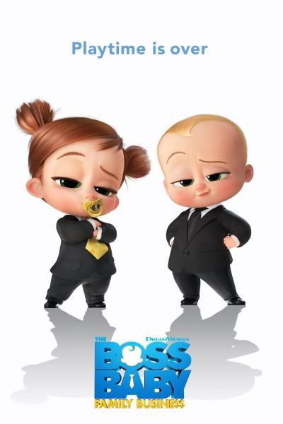 Boss Baby 2: Det blir' i familien