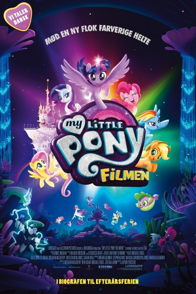 My Little Pony: The Movie - VIB Klubben