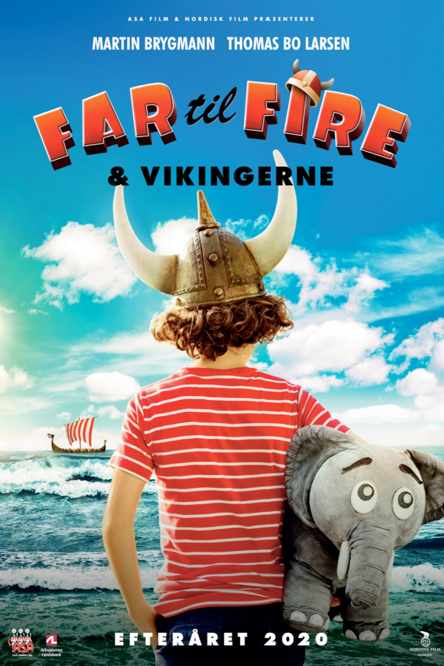 Far til fire og vikingerne